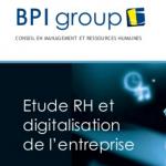 RH et digitalisation de l'entreprise