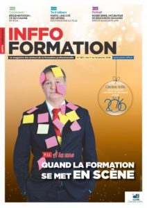 couverture inffo formation 891