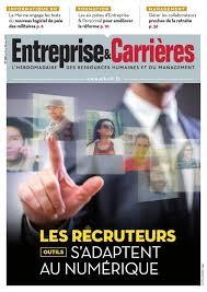 Couverture Entreprise & Carrières 1281