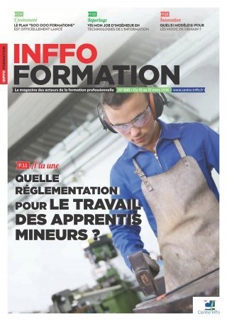 Couverture Inffo Formation 896