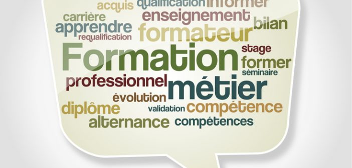 Bulle : Formation Couleurs