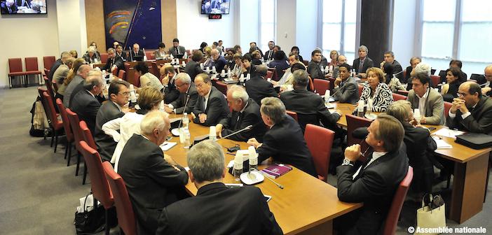 Commission des affaires sociales - assemblée nationale