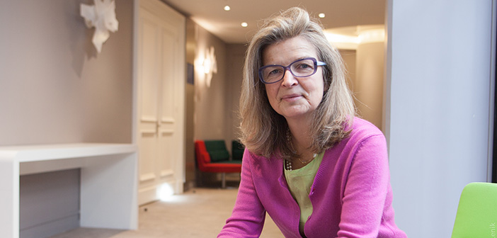 Florence Poivey, Medef - entretien sur la réforme de la formation professionnelle