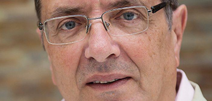 Christian Janin, président CFDT du Copanef