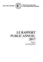 Rapport public annuel de la Cour des comptes 2017