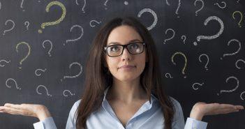 Femme et points d'interrogation - le recueil des besoins de formation - RHEXIS