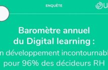 Repères Infographie Unow - le digital learning