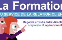 La formation dans la relation client - infographie de CSP