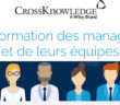 Formation des managers, formation d'équipe - infographie - CrossKnowledge - RHEXIS