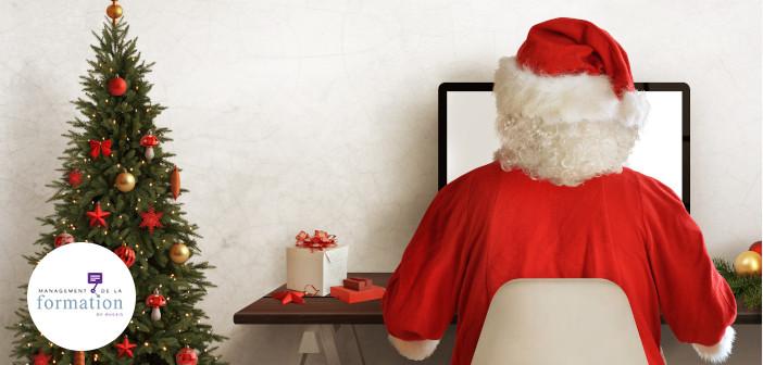 La lettre au Père Noël des responsables formation - RHEXIS