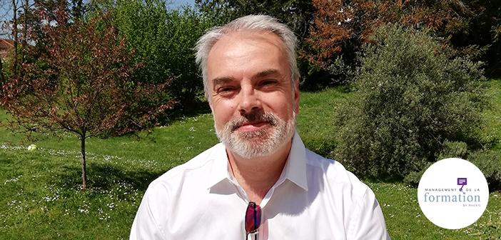 """Sylvain Humeau (Garf) """"les responsables formation au bord de la rupture"""""""